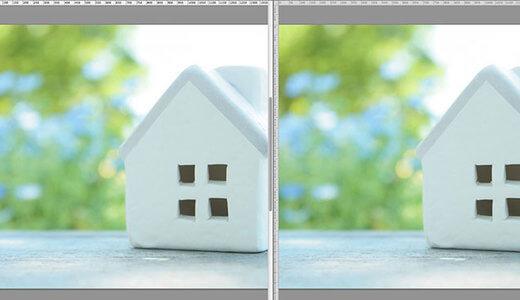 Photoshopの2画面分割が、超効率的でオススメな件