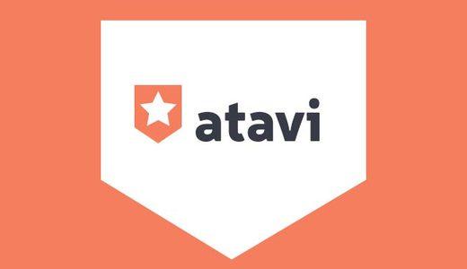 オンラインブックマークは「Atavi」で決まり!お気に入りページをカンタン管理!