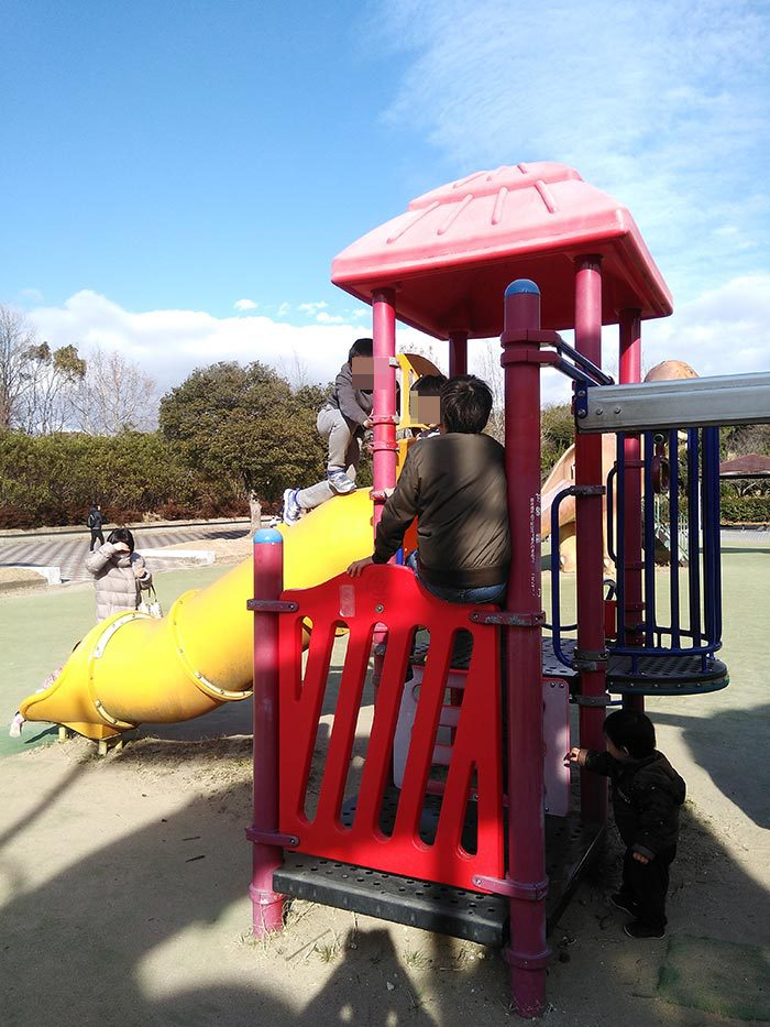 幼児から小学生まで遊べます